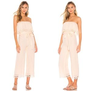 NWT Lovers + Friends Chase Jumpsuit